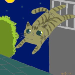 僕が本物のネコならできる!