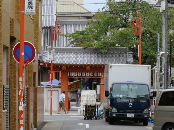 大須の町①