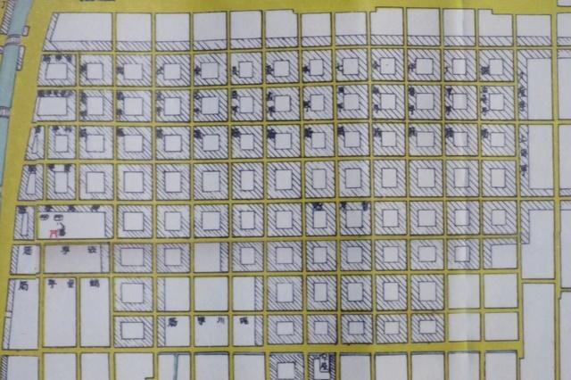 名古屋城下地図部分2