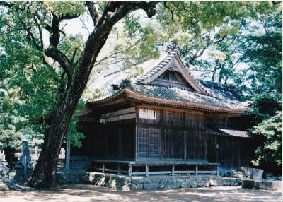 豊川市 犬頭神社3