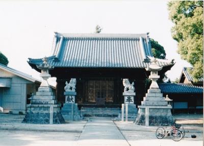 岡崎市 犬頭神社3