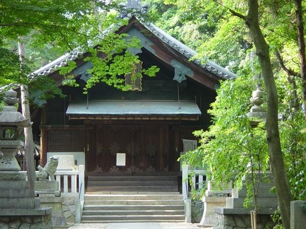 矢作神社②