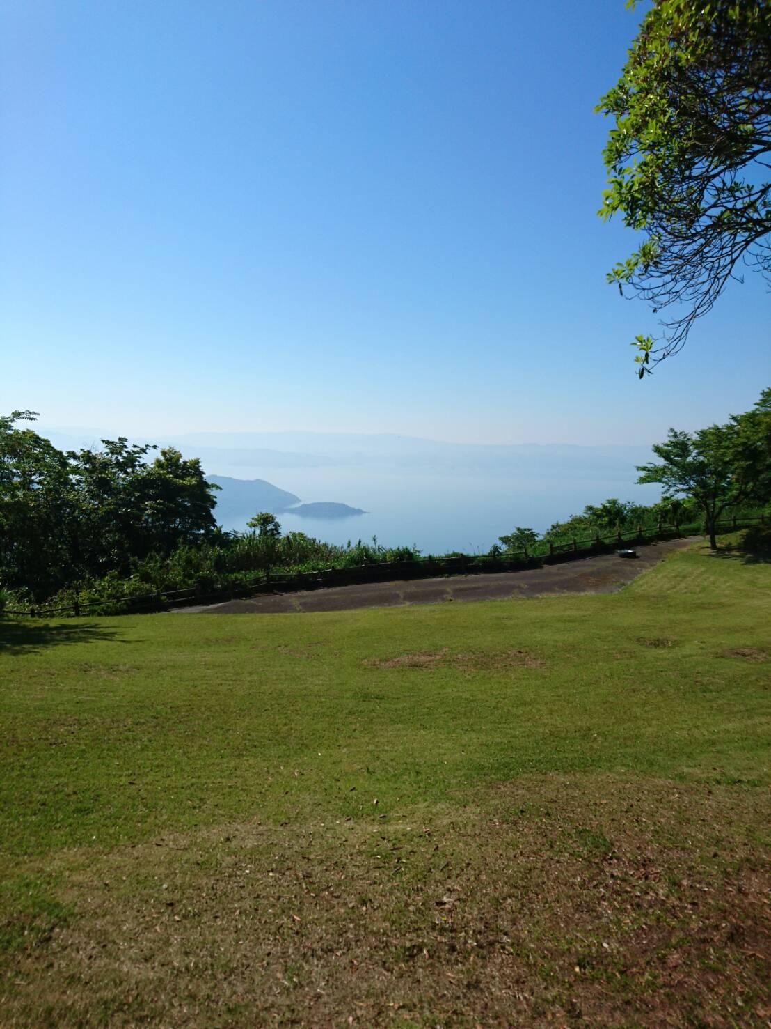 龍ヶ岳山頂