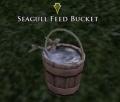 SEAGULL FEED BUCKET