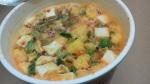 日清食品「カップヌードル 旨辛チーズスンドゥブ味」