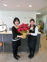 恵子先生と島根さん