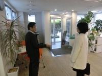 山口先生と恵子先生