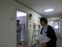宮北さんと山口先生