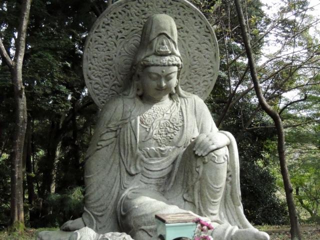 N9563菩薩像