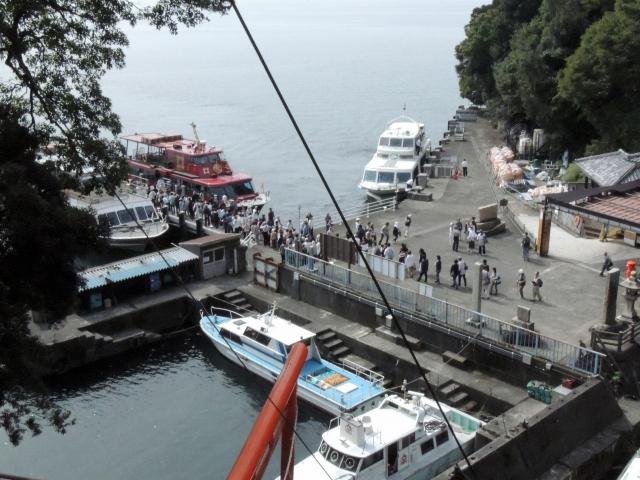 N9635竹生島