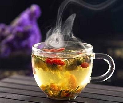 冬の薬膳茶