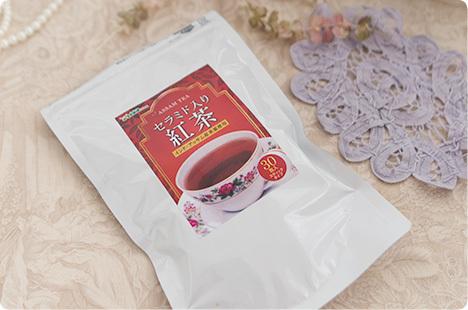 セラミド入り紅茶
