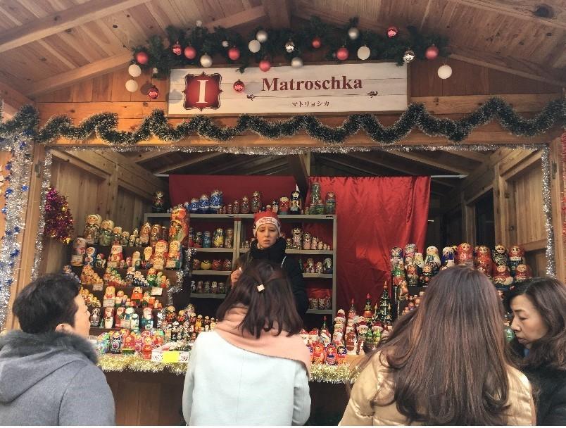 東京クリスマスマーケット2017 3