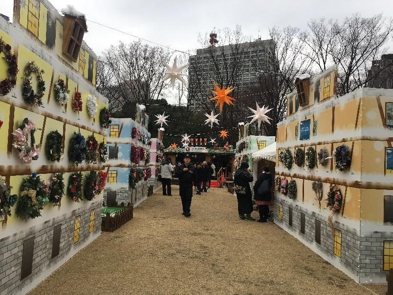 東京クリスマスマーケット2017 2