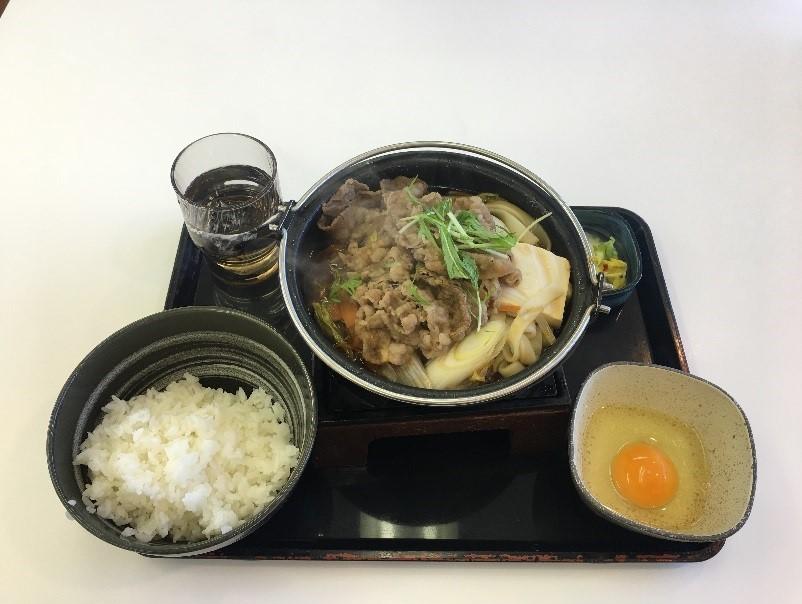 吉野家 牛すき鍋膳