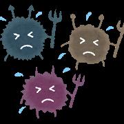 ウイルス撃退