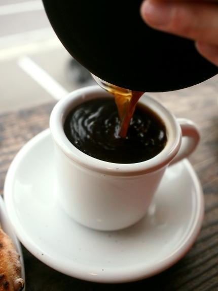 ピッツェリアオーシャン コーヒー
