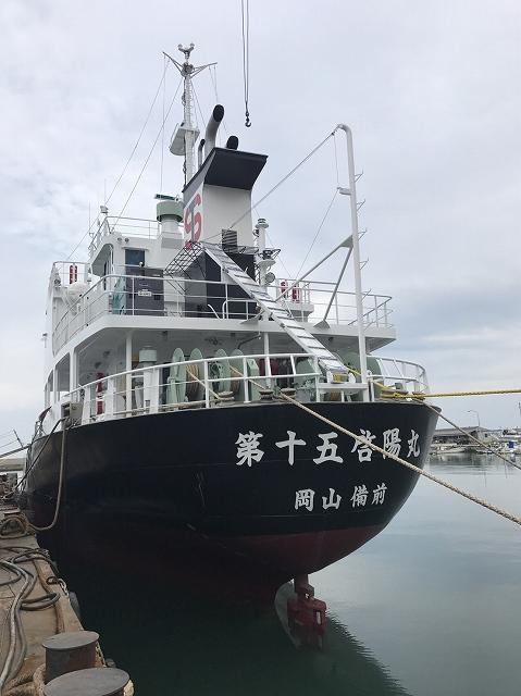 S365 第15啓陽丸 浦共同造船所_171010_0007