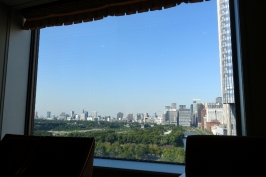 東京・帝国ホテル東京のインペリアルラウンジ アクアの英国アフタヌーンティー♪