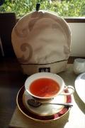 阿蘇市の珈琲と紅茶 瑞季(みずき)で期間限定・和栗のチーズケーキ♪