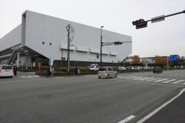 熊本ヴォルターズホームアリーナ・熊本県立総合体育館への行き方