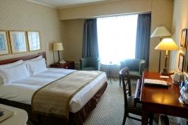 名古屋観光ホテルのデラックスフロアダブルに宿泊♪