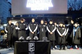 B.LEAGUE ALL-STAR GAME 2018 in 熊本(Bリーグオールスター)~熊本ライブビューイング会場編~