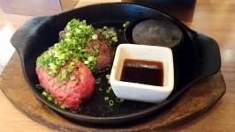 博多駅前の極味や博多店で行列の出来るハンバーグ!