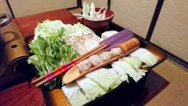熊本市中央区大江の花桜里でしゃぶしゃぶ食べ放題♪