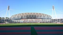 ジャパンラグビートップリーグ2017-2018熊本を見に行きました!
