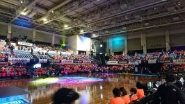 B.LEAGUE ALL-STAR GAME 2018 in 熊本(Bリーグオールスター)~会場編~