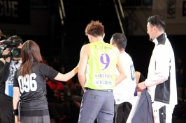 B.LEAGUE ALL-STAR GAME 2018 in 熊本(Bリーグオールスター)~ダンクコンテスト&3Pコンテスト編~