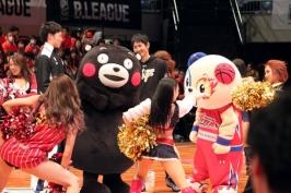 B.LEAGUE ALL-STAR GAME 2018 in 熊本(Bリーグオールスター)~ダンクコンテスト&3Pコンテスト編~