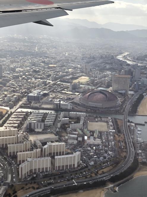 福岡の市街地