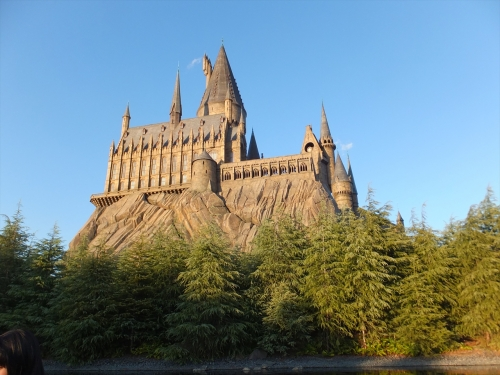 ハリーポッター お城