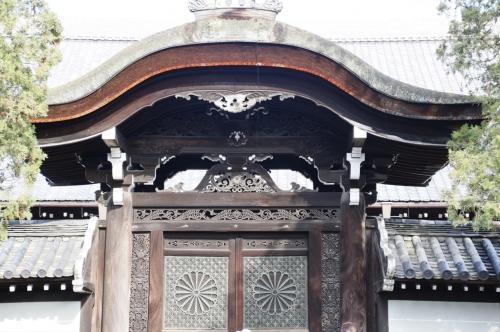 東福寺方丈 八相の庭表より