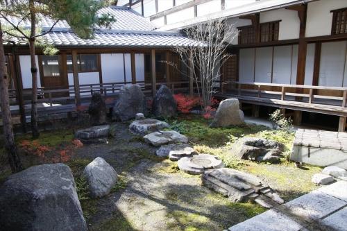 東福寺書院庭