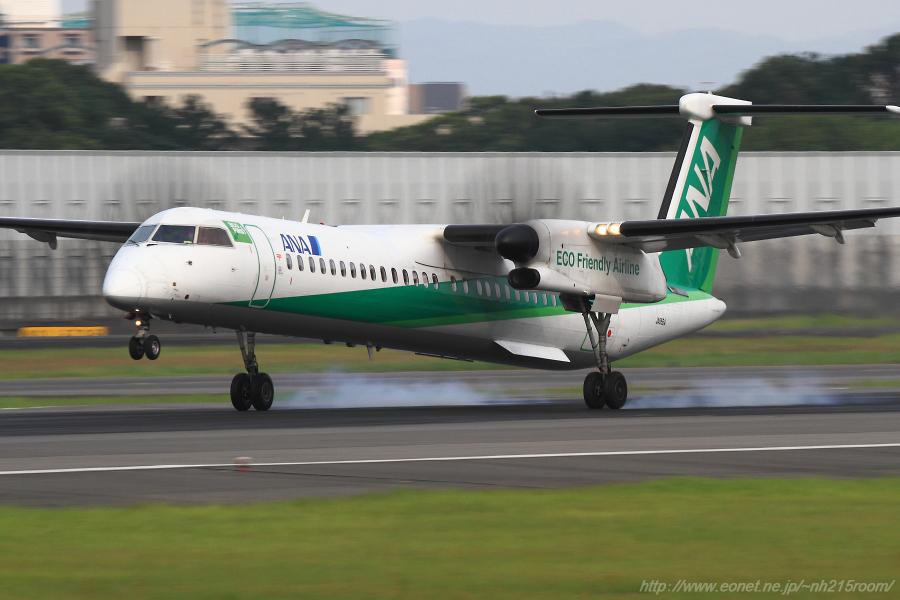 DHC-8-Q400/JA856A