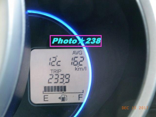 1215帰宅燃費