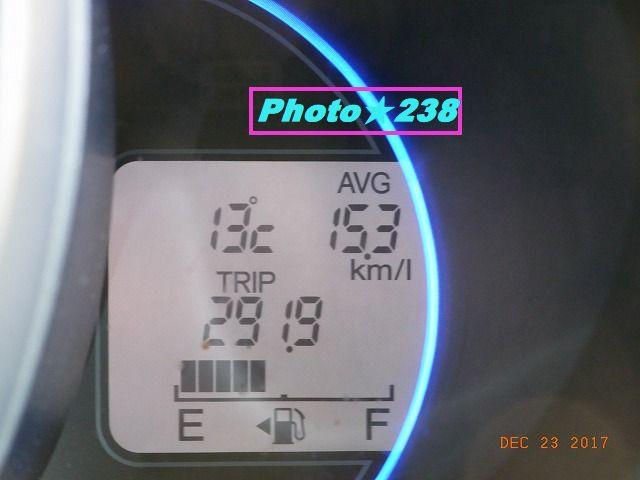 1223出発燃費