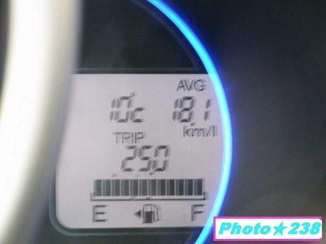 1223帰宅燃費