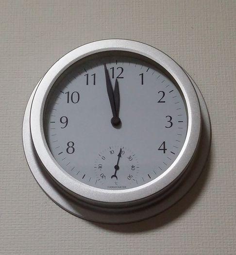 宮殿の時計