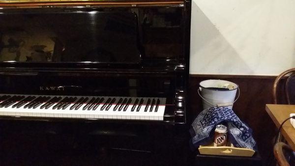 今日のピアノ20180127