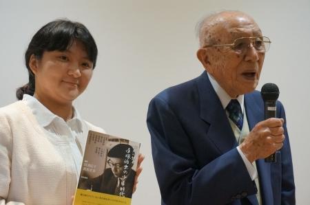 六稜トークリレー 金津博直さんによる講師紹介