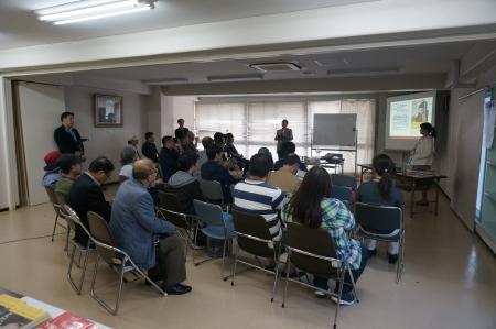 トキワ荘塾8遠景