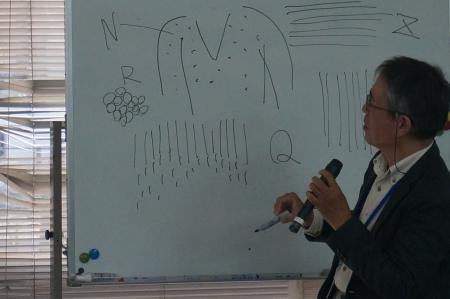 トキワ荘塾16伴俊男さん 指定記号の説明