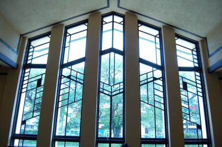 自由学園明日館(窓1)