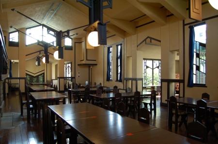 自由学園明日館(食堂1)