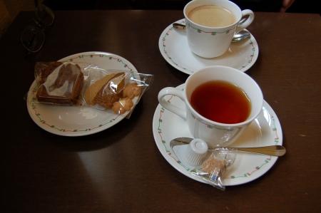 自由学園明日館(お茶)