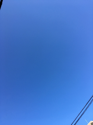 s-青空♪